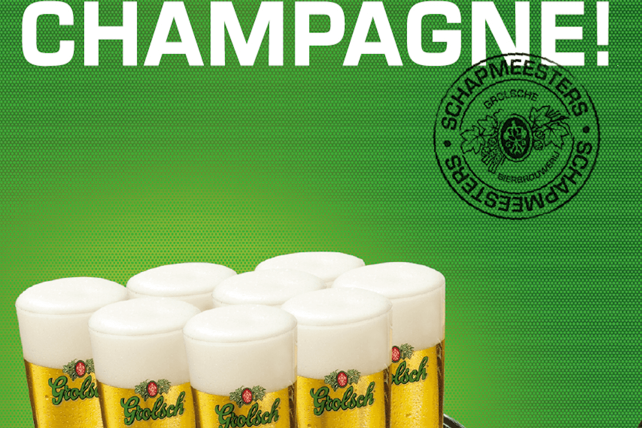 Concept en tekst - Grolsch - advertenties vakbladen
