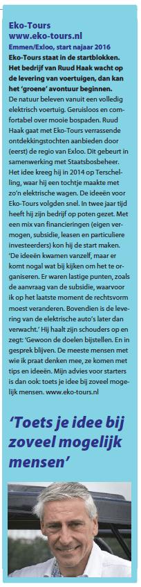 Rabobank Dichterbij, tekst: Jeroen Tollenaar