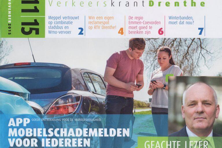 Verkeerskrant Drenthe