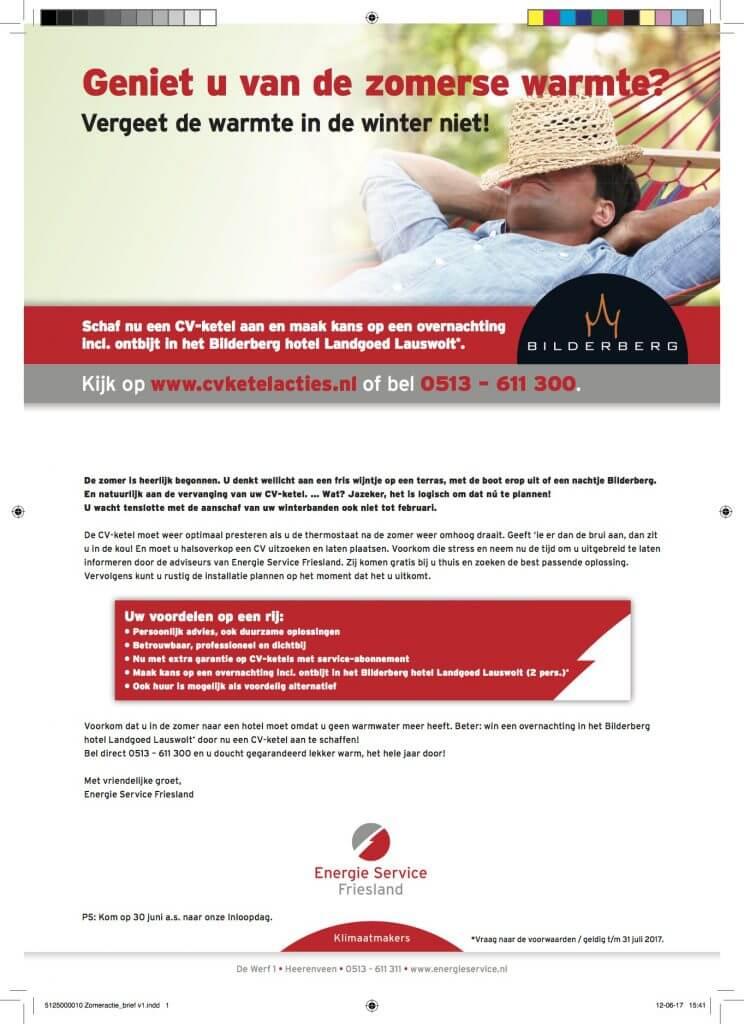 DM Energie Service Friesland, tekst Jeroen Tollenaar EZVC