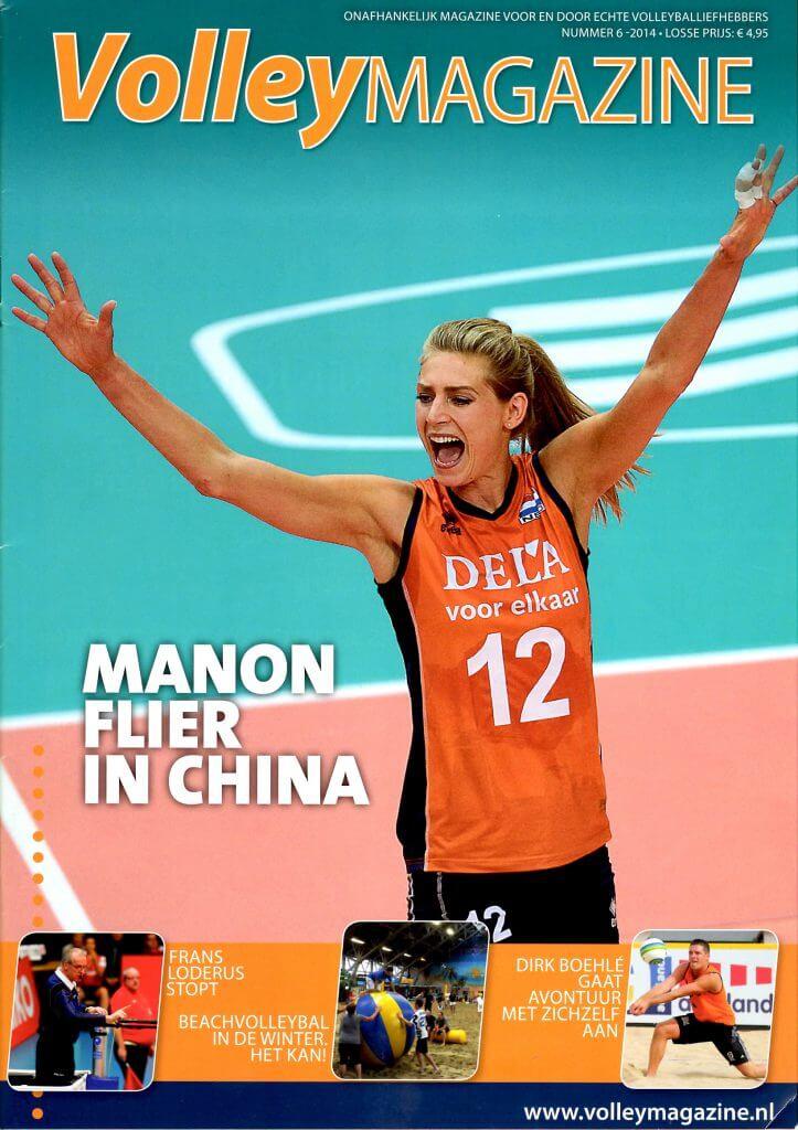 Volleymagazine column Jeroen Tollenaar