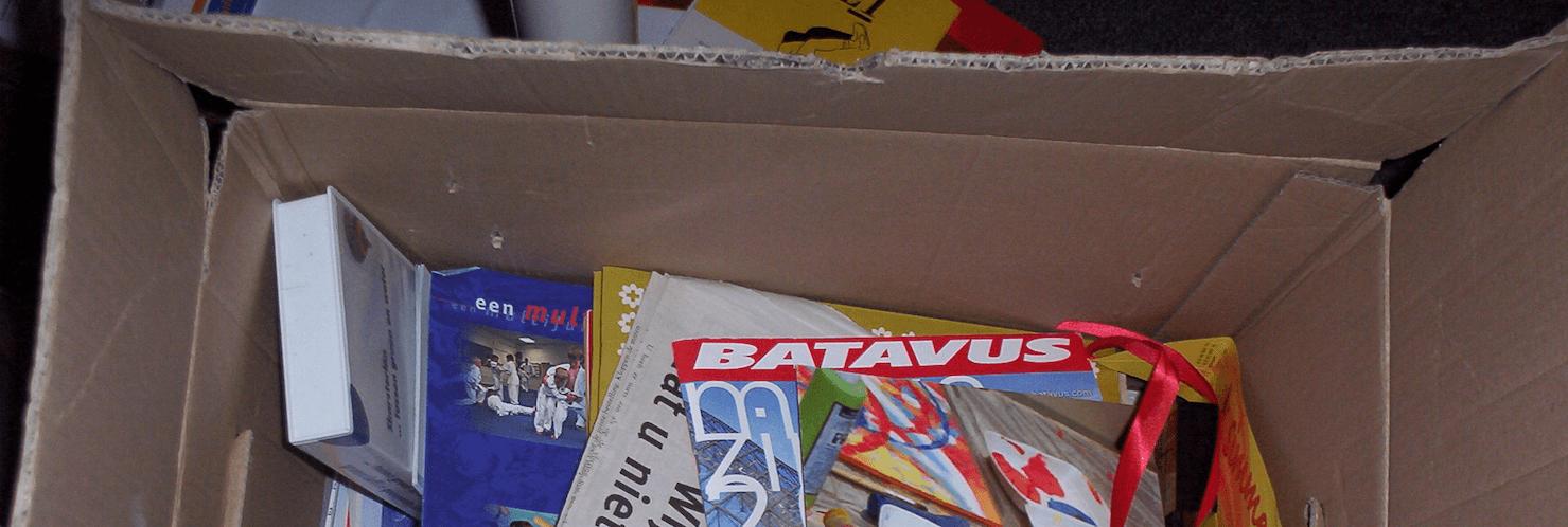 EZVC portfolio - Uit de oude doos