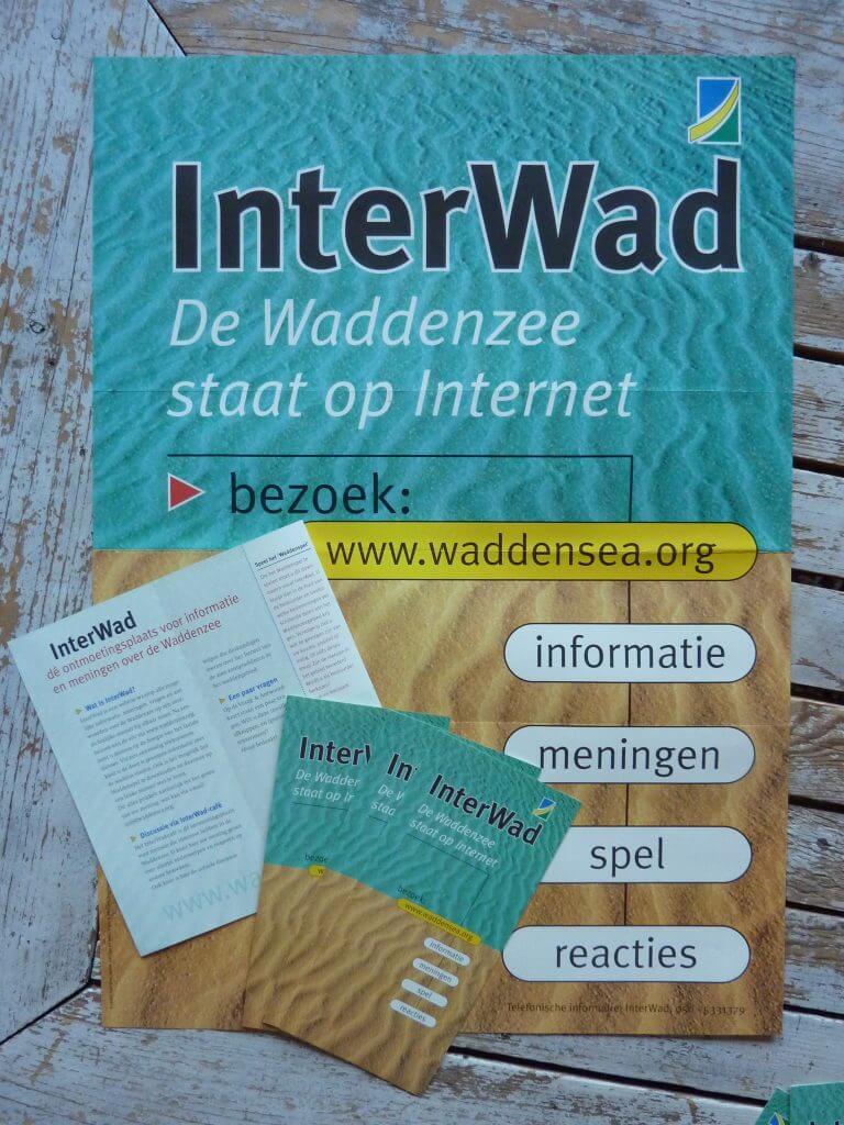 Een Zaak Van Communicatie - Jeroen Tollenaar, InterWad, introductie waddensea.org, i.o.v. Vogel en Partners