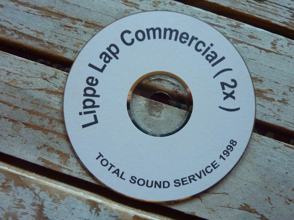 Een Zaak Van Communicatie - Jeroen Tollenaar, Lippe-Lap, radiocommercials, i.o.v. Bokma Reclame
