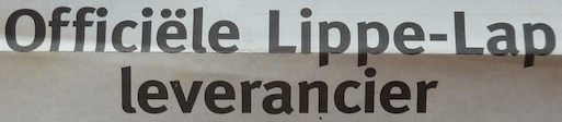 Lippe-Lap. Beter & completer.