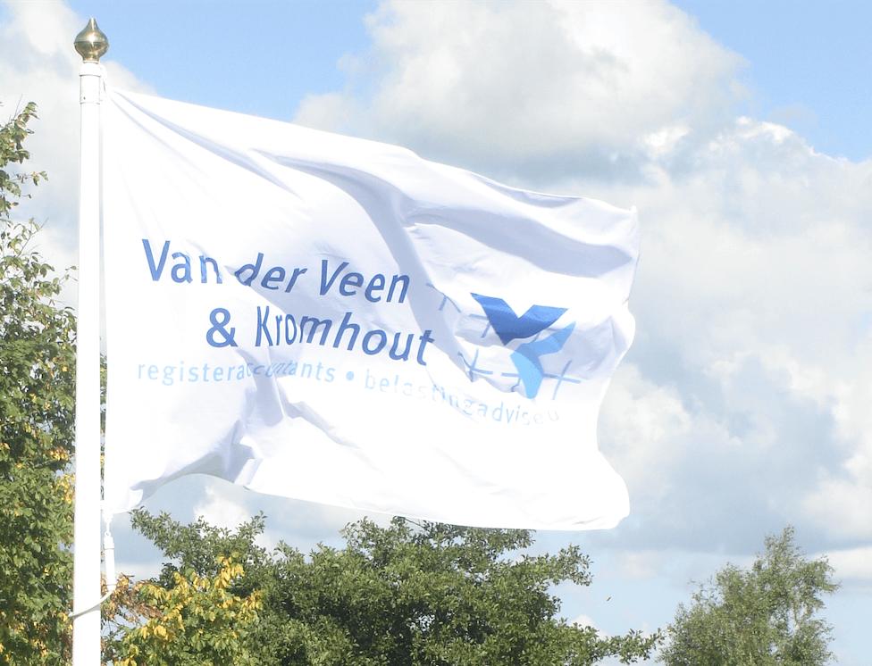 Vlag Van der Veen en Kromhout